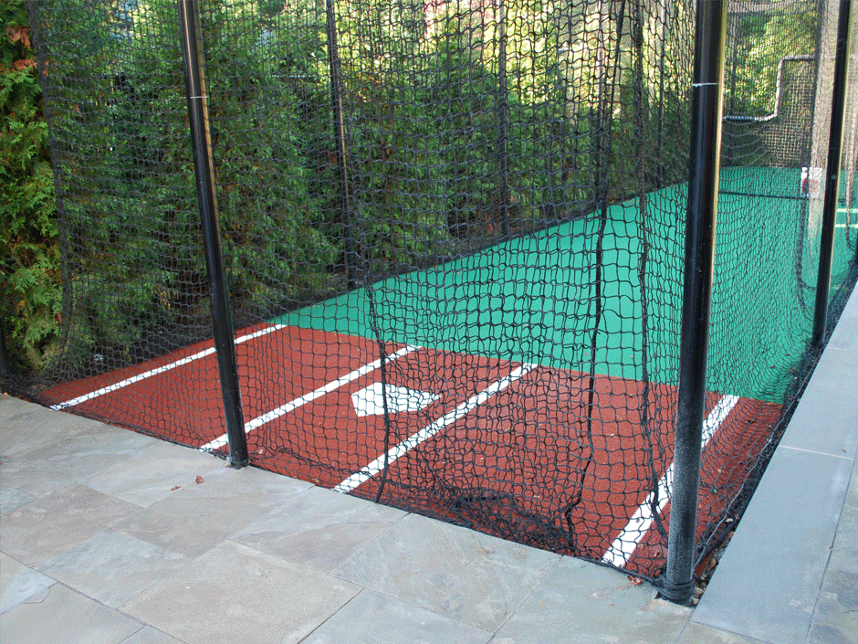 Outdoor Batting Cage Long Island